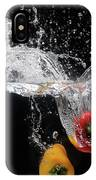 2 Pepper Splash IPhone Case