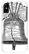 Philadelphia: Liberty Bell IPhone Case