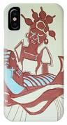 Pieta IPhone Case