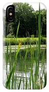 Pond At Beaver Island State Park In New York IPhone Case
