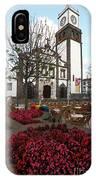 Ponta Delgada - Azores IPhone Case