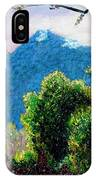 Rain Forrest IPhone Case