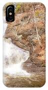 Raymondskill Falls IPhone Case