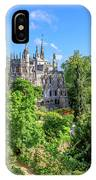 Regaleira Palace Sintra IPhone Case