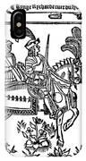 Richard I (1157-1199) IPhone Case