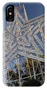 Roanoke Star In Late Afternoon IPhone Case