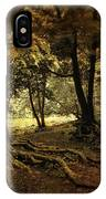 Rooted In Nature IPhone Case