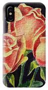 Roses   IPhone X Case