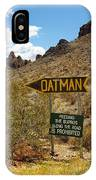 Route 66 - Arizona IPhone Case