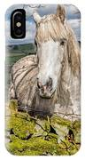Rustic Horse IPhone Case