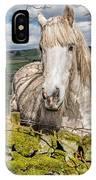 Rustic Horse IPhone Case