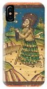 Saint Onuphrius IPhone Case