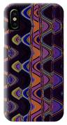 Sally's Shower Curtain IPhone Case