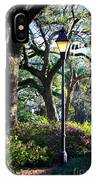 Savannah Spring Perspective IPhone Case