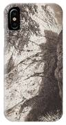 Scala 1892 27h16 Ivan Ivanovich Shishkin IPhone Case