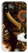 Sea Anemones, 1860 IPhone Case