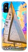 Shannon 38 IPhone Case
