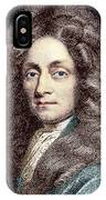 Sir Christopher Wren, Architect IPhone Case