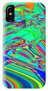 Sky Dive IPhone Case