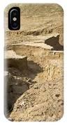 Soil Erosion IPhone Case