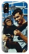Space: Chimpanzee, 1961 IPhone Case