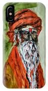 Spiritual Guru IPhone Case