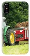 Spreading Manure IPhone Case