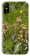 Springtime In South Africa IPhone Case