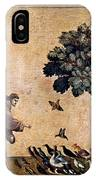 St. Francis Of Assisi IPhone Case