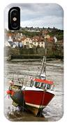 Staithes, North Yorkshire, England IPhone Case