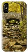 Stone Bridge 6063 IPhone Case