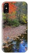 Sugar Maple Birch River IPhone X Case