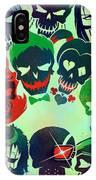 Suicide Squad 2016 IPhone Case