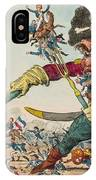 Swallow Destroying The French Army, IPhone Case