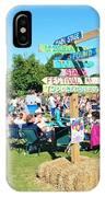 Tentertainment Music Festival 2015 IPhone Case