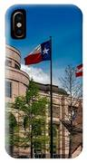 The Bullock Texas State History Museum IPhone Case