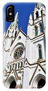The Cathedral Of St. John The Baptist IPhone Case