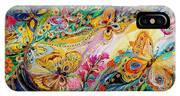 The Dance Of Butterflies IPhone X Case