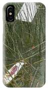 The Lodge At Blue Lakes Decaying Fish IPhone Case