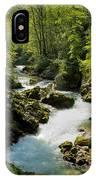 The Vintgar Gorge IPhone Case