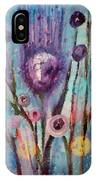 Thistle Queen IPhone Case