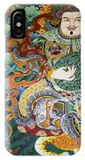 Tibetan Buddhist Mural IPhone Case