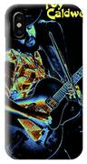 Toy Caldwell In Spokane 2 IPhone Case