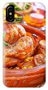 Traditional Thanksgiving Day Dinner IPhone Case