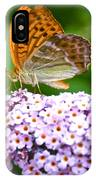 Tramonti Butterfly IPhone Case