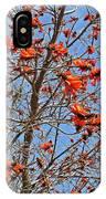 Tree In Benalmadena IPhone Case
