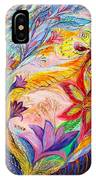 Under The Wind IPhone Case