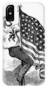 U.s. Flag, 19th Century IPhone Case