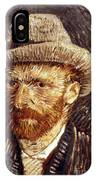 Vincent Van Gogh IPhone Case