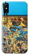 Water And Oil IPhone Case